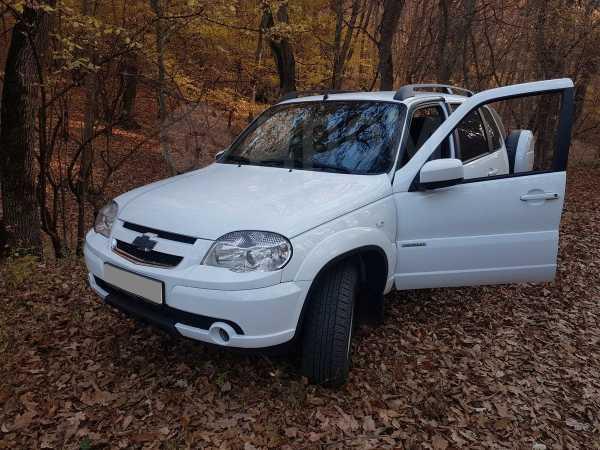 Chevrolet Niva, 2015 год, 479 000 руб.