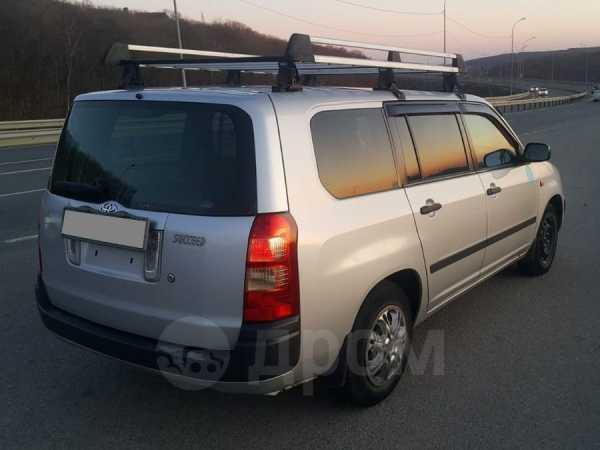 Toyota Succeed, 2010 год, 449 000 руб.