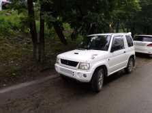 Чернышевск Pajero Mini 2000
