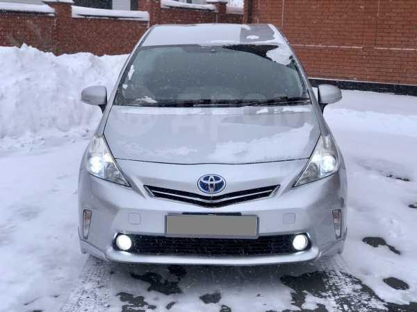 Toyota Prius a, 2011 год, 775 000 руб.
