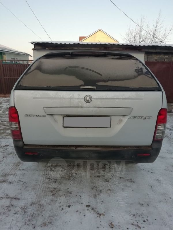 SsangYong Actyon Sports, 2008 год, 510 000 руб.