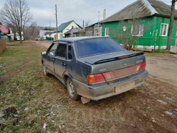 Лада 2115 Самара, 2006 год, 70 000 руб.
