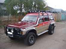 Улан-Удэ Safari 1992