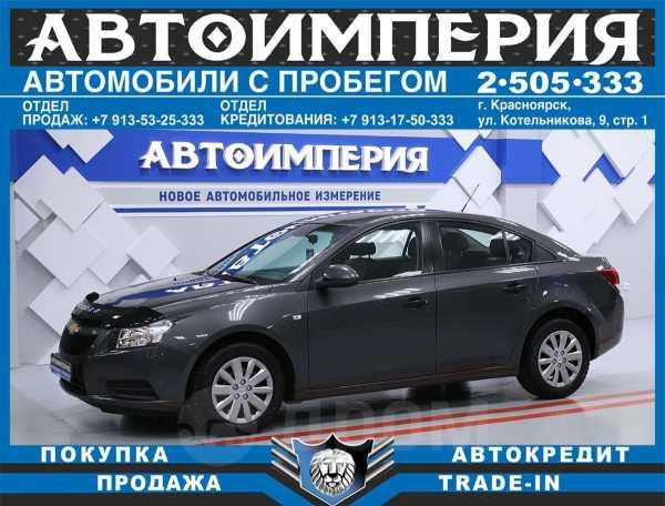 Chevrolet Cruze, 2012 год, 418 000 руб.