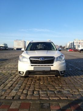 Калининград Forester 2014