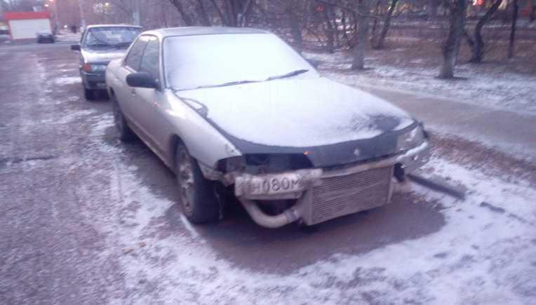 Nissan Skyline, 1990 год, 120 000 руб.