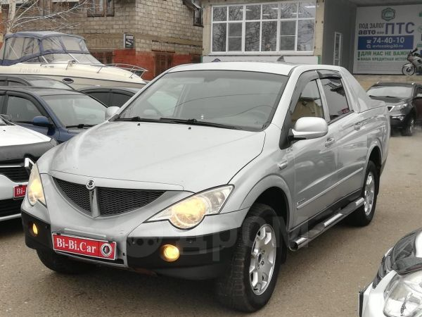 SsangYong Actyon Sports, 2008 год, 470 000 руб.
