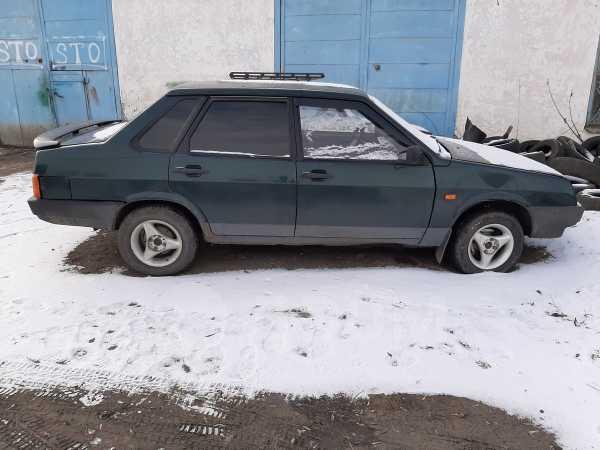Лада 21099, 2003 год, 43 000 руб.