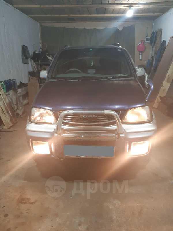 Daihatsu Terios, 1997 год, 175 000 руб.
