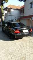 Mercedes-Benz S-Class, 2003 год, 600 000 руб.