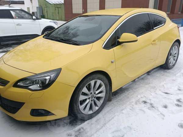 Opel Astra GTC, 2013 год, 620 000 руб.