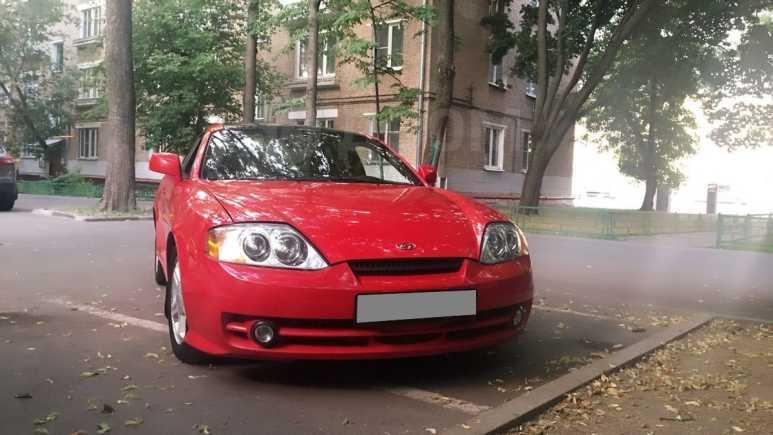 Hyundai Tiburon, 2004 год, 360 000 руб.