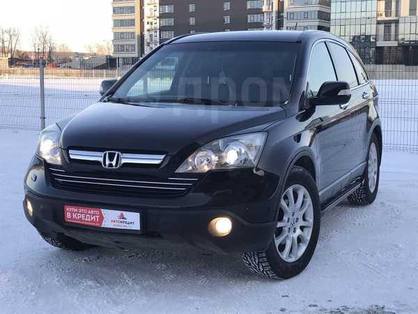 Honda CR-V, 2008 год, 849 000 руб.