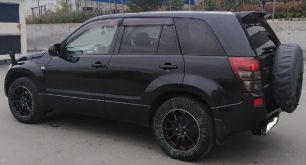 Екатеринбург Escudo 2005