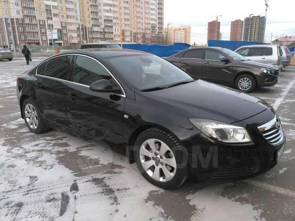 Opel Insignia, 2009 год, 545 000 руб.