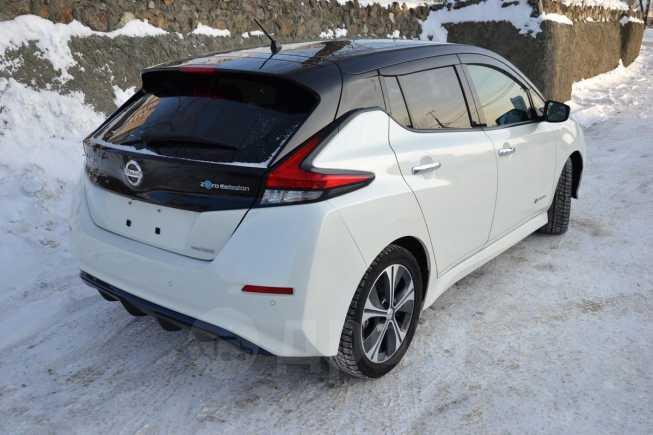 Nissan Leaf, 2018 год, 1 379 999 руб.