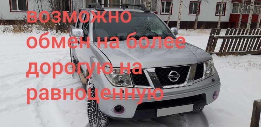 Nissan Navara, 2007 год, 570 000 руб.