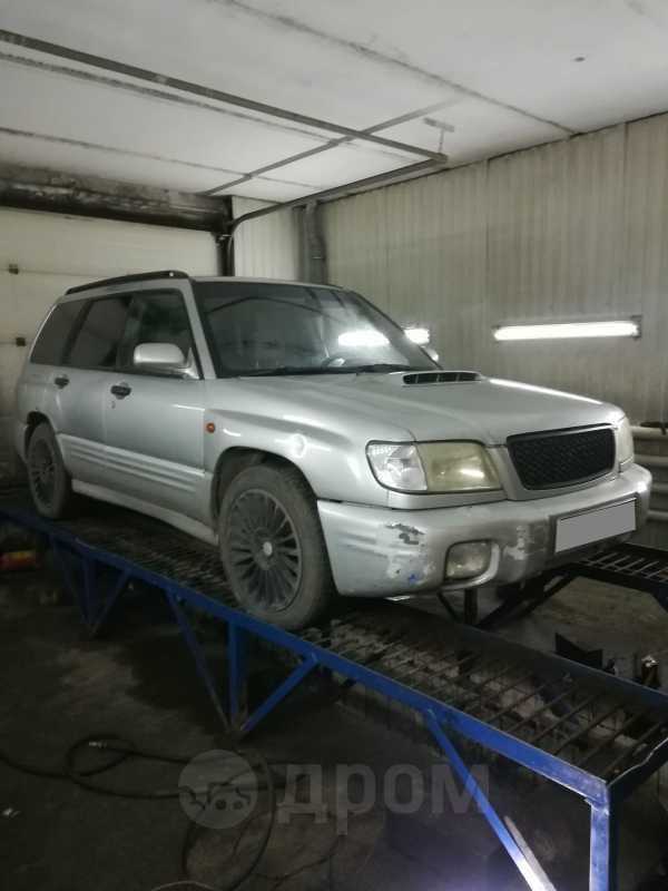 Subaru Forester, 2000 год, 235 000 руб.