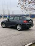 BMW X3, 2016 год, 1 830 000 руб.
