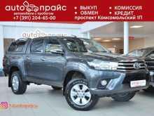 Красноярск Hilux Pick Up 2015