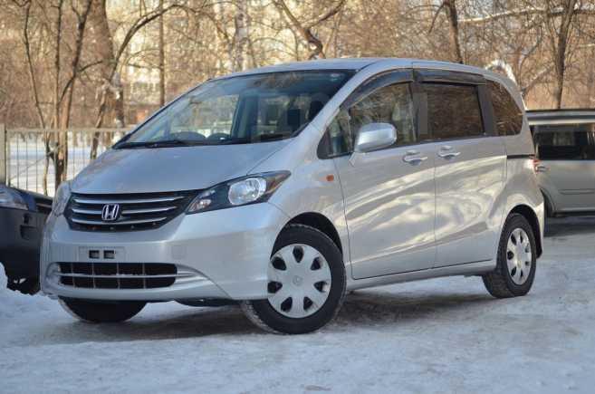 Honda Freed, 2010 год, 590 000 руб.