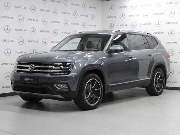 Volkswagen Teramont, 2018 год, 2 420 000 руб.