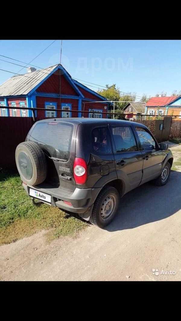 Chevrolet Niva, 2013 год, 277 000 руб.