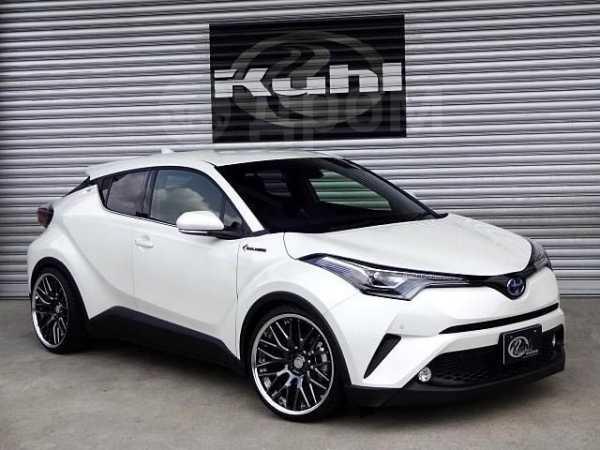 Toyota C-HR, 2017 год, 1 260 000 руб.