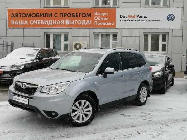 Subaru Forester, 2015 год, 1 047 300 руб.