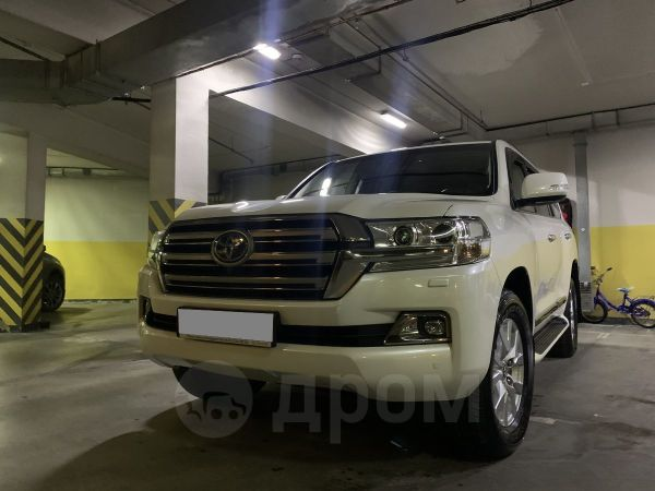 Toyota Land Cruiser, 2016 год, 4 200 000 руб.