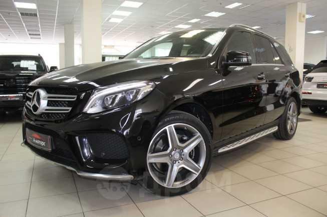 Mercedes-Benz GLE, 2016 год, 2 950 000 руб.