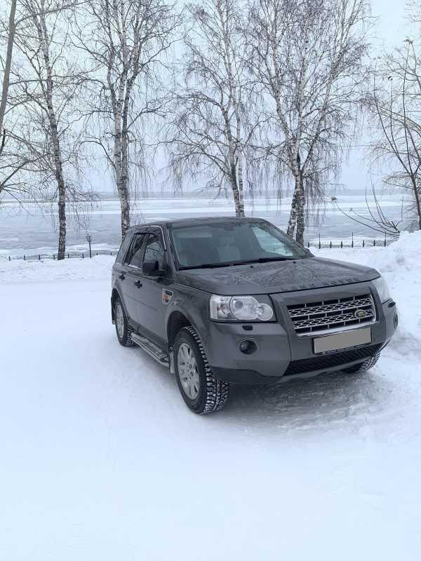 Land Rover Freelander, 2008 год, 710 000 руб.