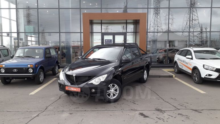 SsangYong Actyon Sports, 2006 год, 340 000 руб.