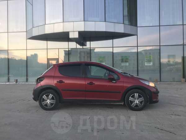 Peugeot 207, 2007 год, 155 000 руб.