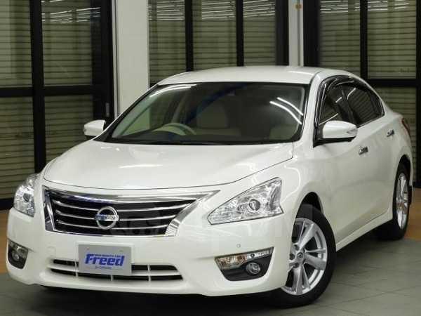 Nissan Teana, 2017 год, 1 000 000 руб.