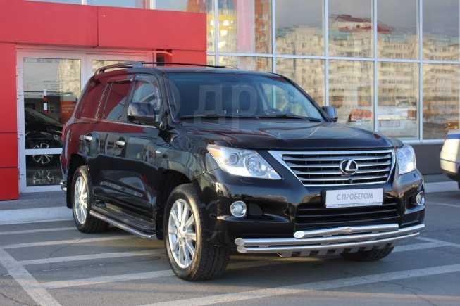 Lexus LX570, 2008 год, 1 950 000 руб.