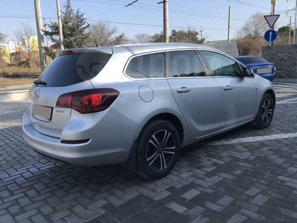 Opel Astra, 2012 год, 475 000 руб.