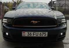 Белореченск Mustang 2014