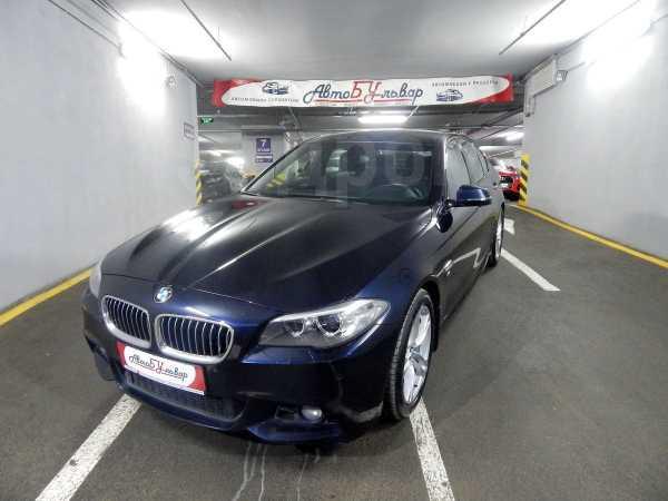 BMW 5-Series, 2016 год, 1 468 000 руб.