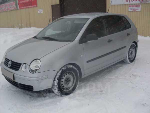 Volkswagen Polo, 2003 год, 220 000 руб.