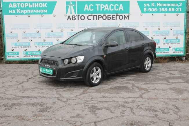 Chevrolet Aveo, 2012 год, 379 000 руб.
