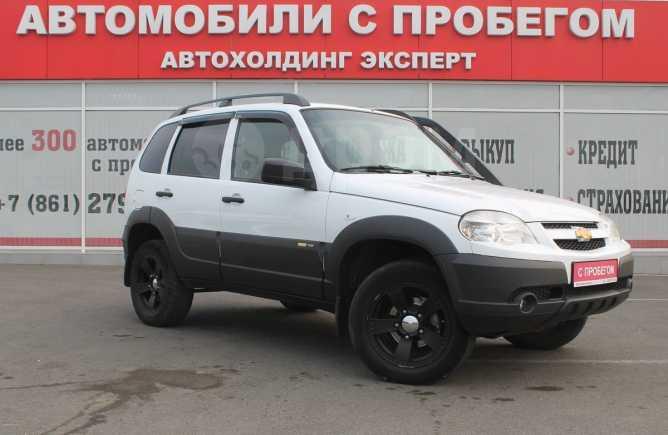 Chevrolet Niva, 2017 год, 520 000 руб.