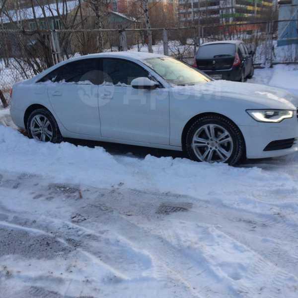 Audi A6, 2013 год, 1 500 000 руб.