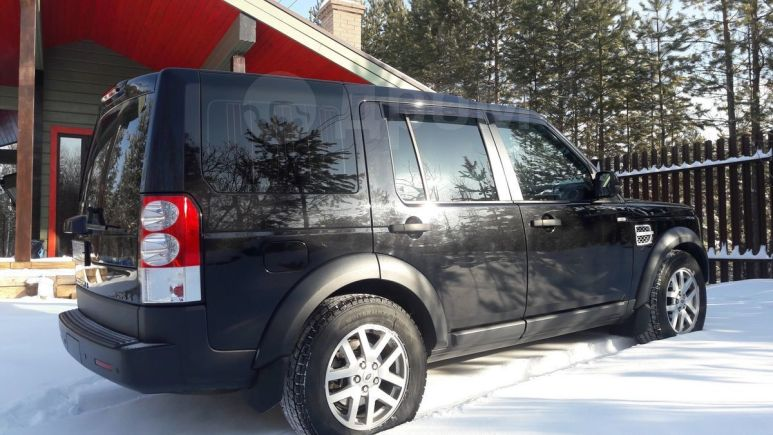 Land Rover Discovery, 2013 год, 1 390 000 руб.