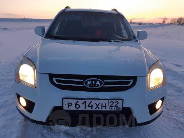 Kia Sportage, 2008 год, 670 000 руб.