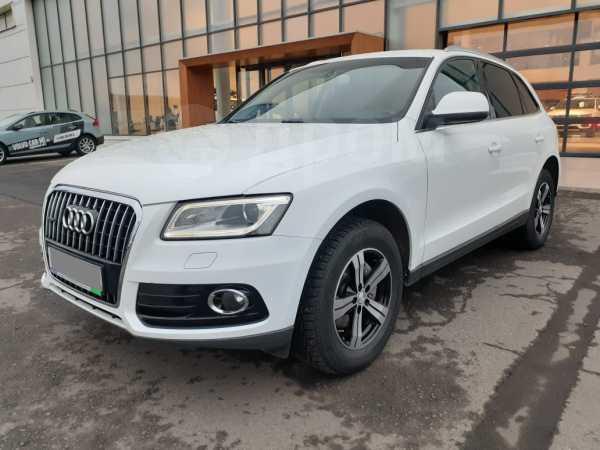 Audi Q5, 2013 год, 1 058 000 руб.