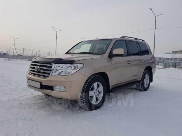 Toyota Land Cruiser, 2008 год, 1 725 000 руб.