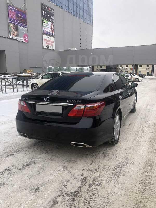 Lexus LS600h, 2009 год, 1 500 000 руб.