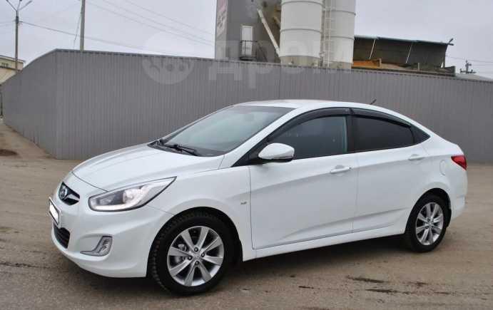 Hyundai Solaris, 2014 год, 519 000 руб.