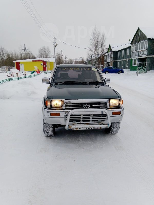 Toyota Hilux Surf, 1990 год, 240 000 руб.